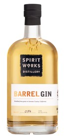 Barrel Gin